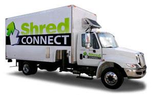 Mobile paper shredder business